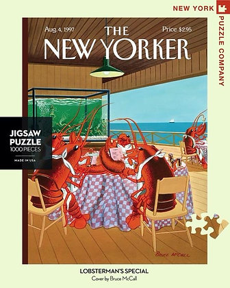 Lobsterman's Special 1000pc Jigsaw Puzzle