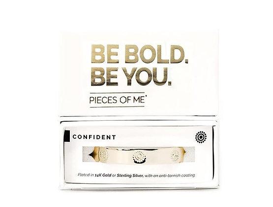 Confident Cuff Gold