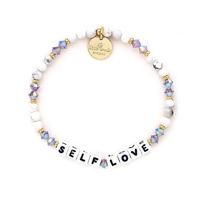 Self Love Bracelet -- Cream Puff