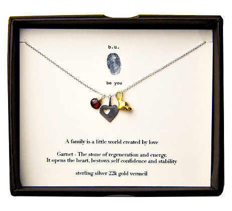 A Family is...Necklace