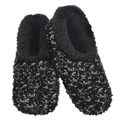 Black Bling Snoozies