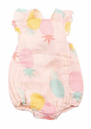 Sunsuit in Pineapples
