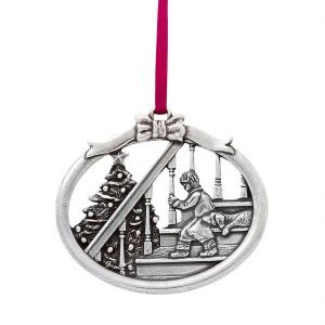 Magic of Christmas 2016 Annual Ornament from Danforth Pewter