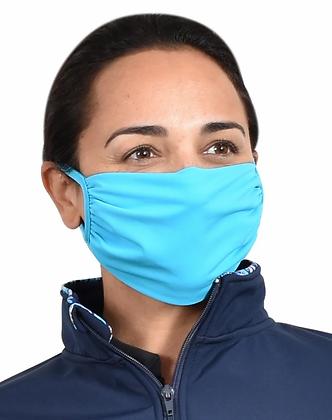 UPF 50 Face Mask Turquoise
