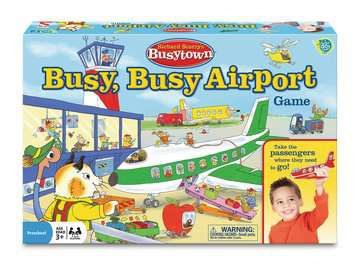 Richard Scarry's Busytown Busy, Busy Airport Game