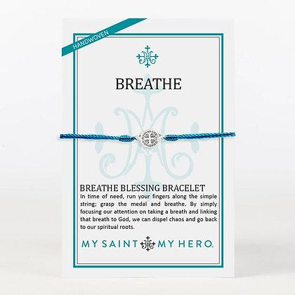 Breathe Blessing Bracelet
