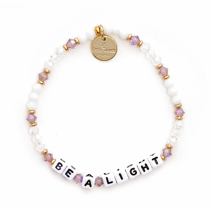 Be A Light Bracelet -- Alpine