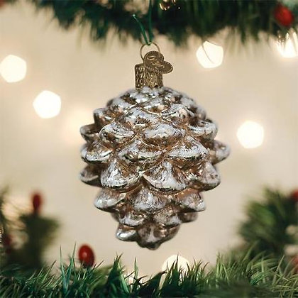 Vintage Pinecone Ornament from Old World Christmas