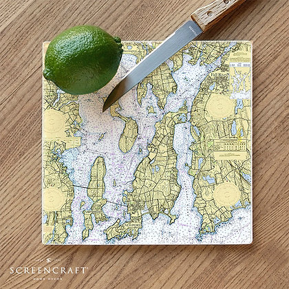 East Narragansett Bay Cutting Board