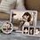 Thumbnail: Beaded 8x10 Frame