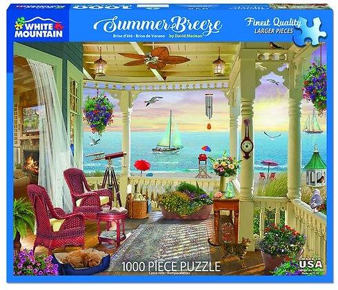 Summer Breeze 1000pc Jigsaw Puzzle