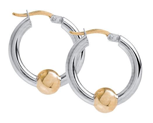 Cape Cod Earrings 14K Ball