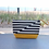 Thumbnail: Contemporary All In Pouch with Handle in Yellow