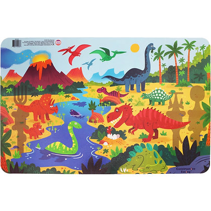 Dino Placemat