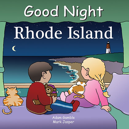 Good Night Rhode Island Board Book