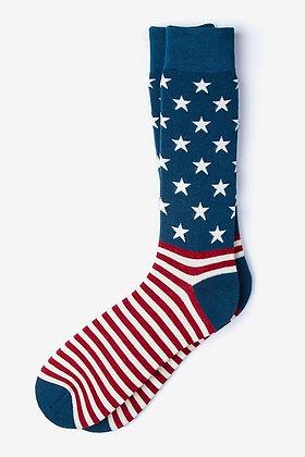Let Feet-dom Ring Socks