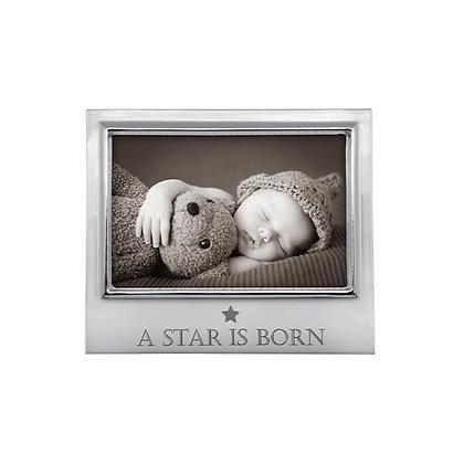 A Star is Born 4x6 Signature Frame