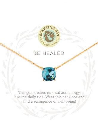 Sea La Vie Be Healed Necklace