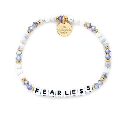 Fearless Bracelet -- Cream Puff