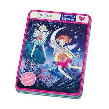 Fairies Magnetic Built-It Tin