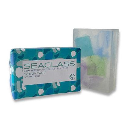 Seaglass Bar Soap