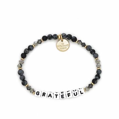 Grateful Bracelet -- Stormy