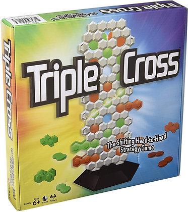 Triple Cross Game
