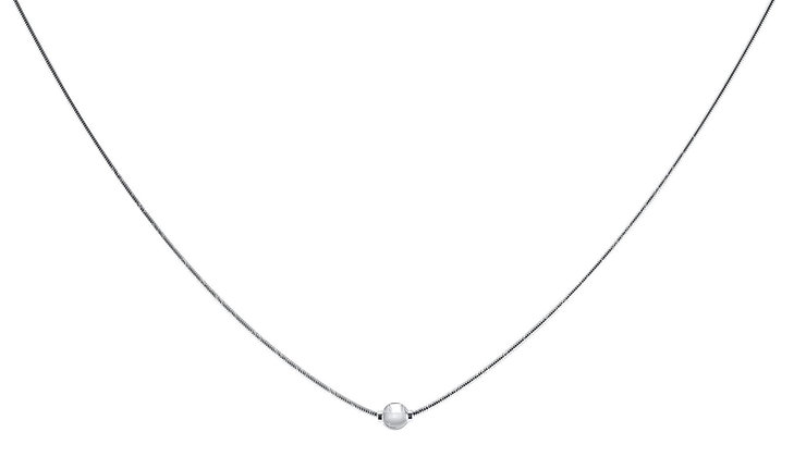 Cape Cod Sterling Snake Chain Necklace