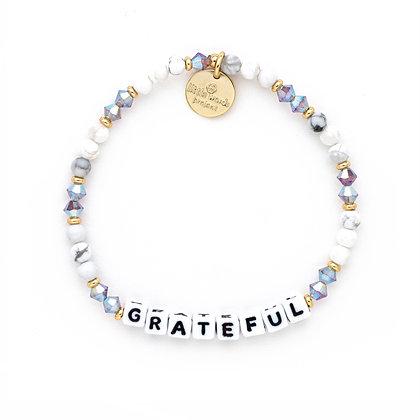 Grateful Bracelet -- Cream Puff