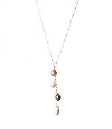 Pearl Sea Mix Necklace