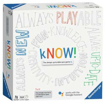 Know -- The Always Up-to-Date Quiz Game