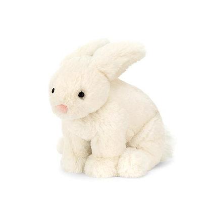 "Riley Cream Rabbit 6"""