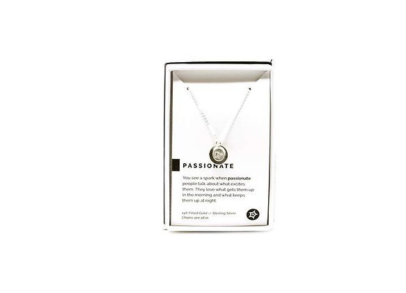 Passionate Necklace Silver