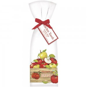 Apple Crate Towel Set