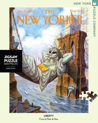 Liberty 500pc Jigsaw Puzzle