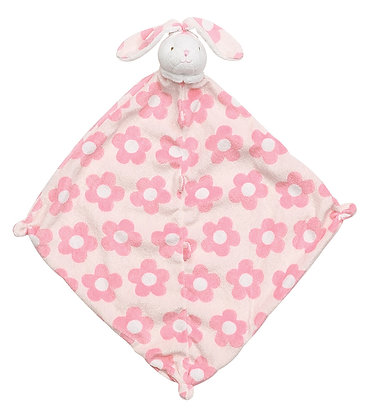 Flower Bunny Lovey Blankie
