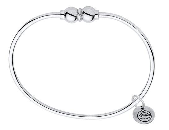 Cape Cod Jewelry Classic Double Ball Bracelet