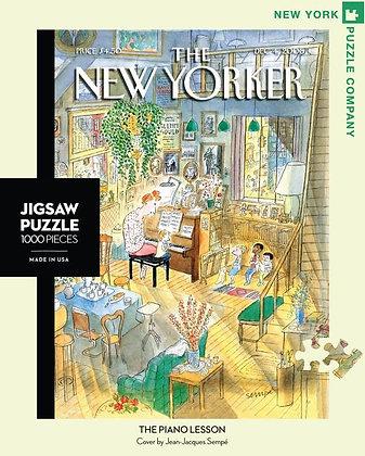 The Piano Lesson 1000pc Jigsaw Puzzle