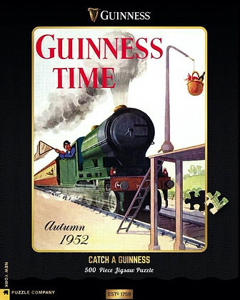Catch a Guinness 500pc Jigsaw Puzzle