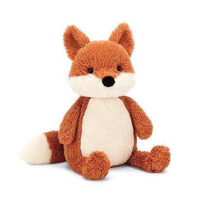 "Small Peanut Fox 6"""