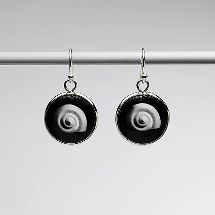 Nautilus Drop Earrings