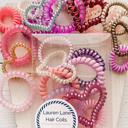 XOXO Valentine's Day Hair Coil Box Set from Lauren Lane