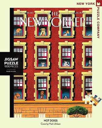 Hot Dogs 1000pc Jigsaw Puzzle