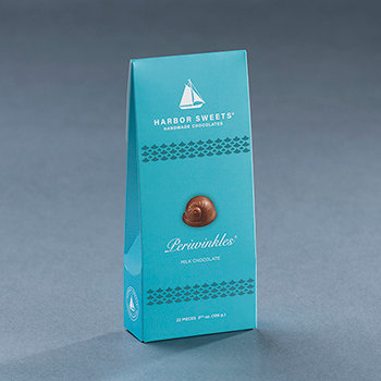 Harbor Sweets Periwinkles Gable Box