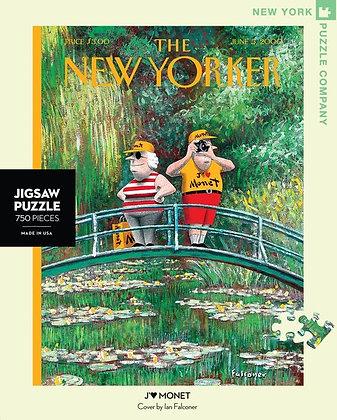 J'Aime Monet 750pc Jigsaw Puzzle