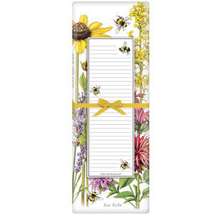 Save the Bees Towel/Notepad Set