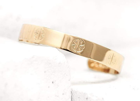 Strong Cuff Gold