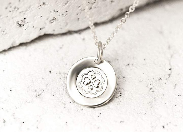 Loving Necklace Silver