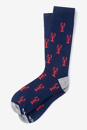 Great Catch Lobster Socks