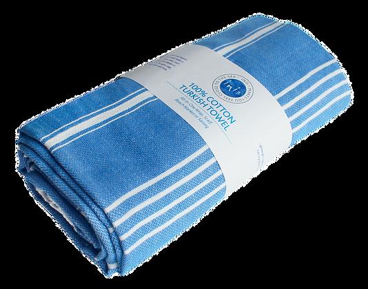 Inis Blue Turkish towel